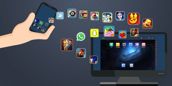 اجرا و شبیه سازی اندروید روی ویندوز